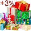 Подарунки для покупців : +3% саджанців БЕЗКОШТОВНО
